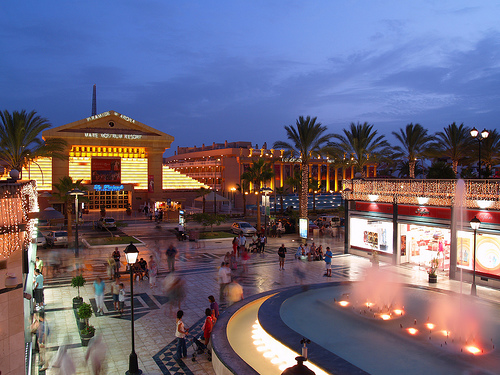 centro comercial carrefur tenerife:
